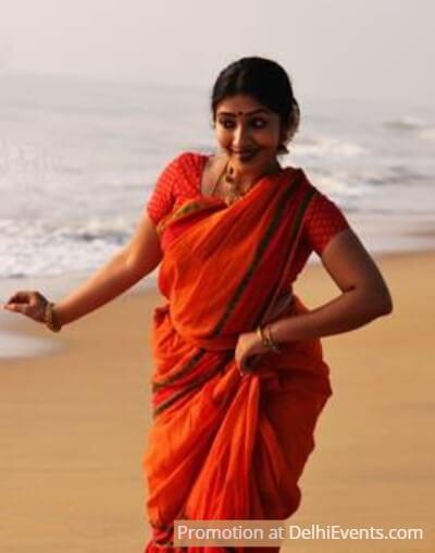Bharatanatyam Dancer Janane Sethunarayanan