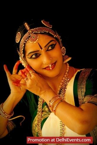 Bharatanatyam Dancer Vidhushi Veena C Seshadri