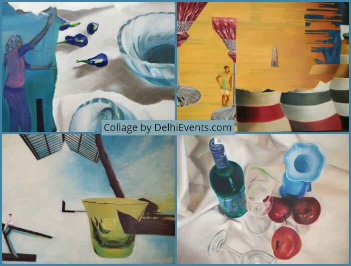 Paintings Deepali Roongta