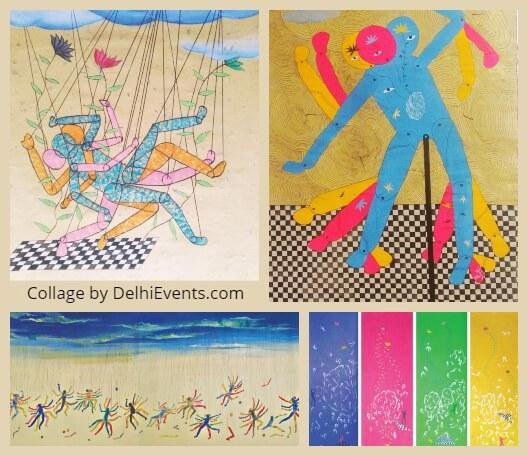 Paintings Devidas Agase