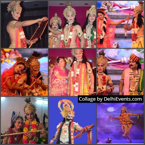 Rajeev Raj Gupta Dwarkadheesh Shri Krishna Hindi Play Stills