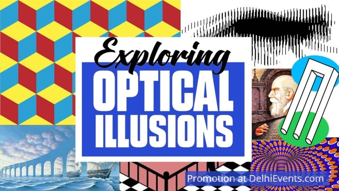 Hands On Exploring Optical Illusions Brainobrain Creative