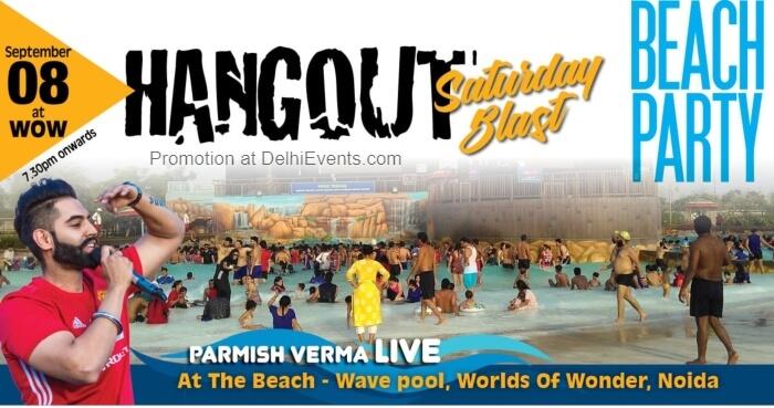 HangOut Saturday Blast Parmish Verma World Wonders Creative
