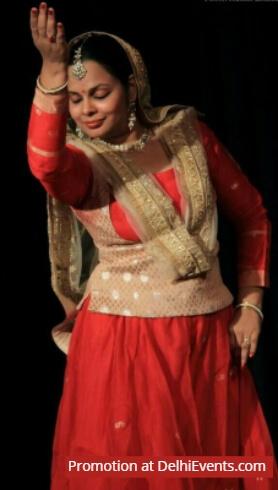 Kathak Dancer Archana Singh