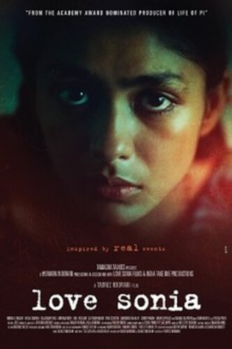Love Sonia Movie Poster