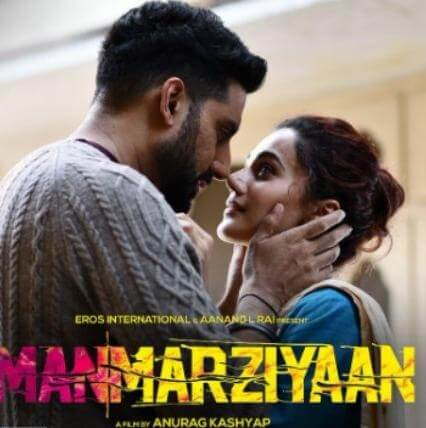 Manmarziyaan Movie Poster
