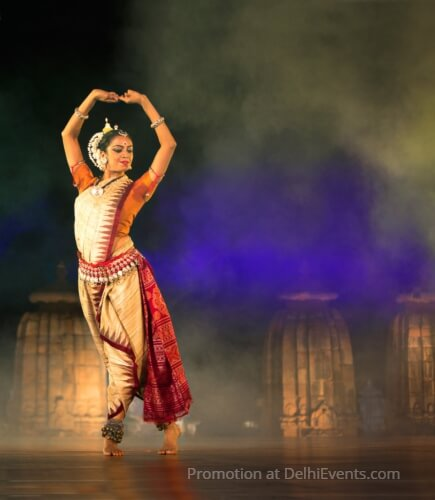 Odissi Dancer Shashwati Garai Ghosh