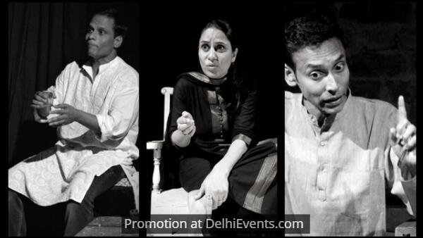 Ek Baar Ki Baat Hai Manto Bedi Parsai Play Actors Om Madhurjeet Sarghi Rajesh Kumar