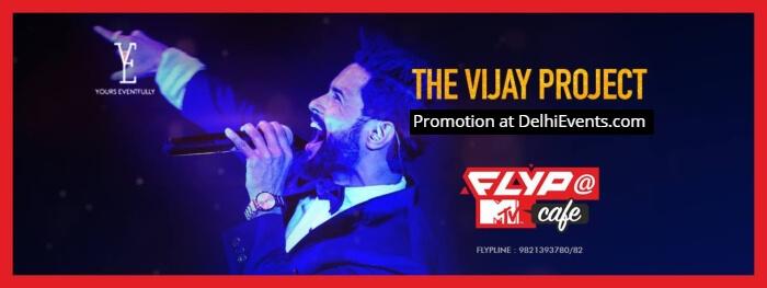 Vijay Project FLYP MTV Cafe Creative