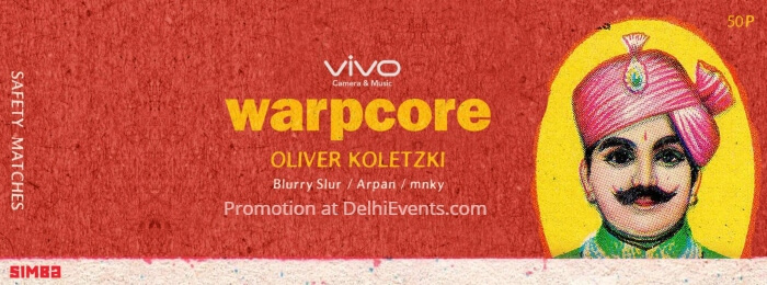 Vivo Mobiles warpcore Oliver Koletzki Auro Kitchen Bar Creative
