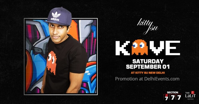 DJ Kave Kitty Su Creative