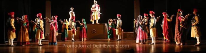 NSD Repertory Company Ghazab Teri Adaa Hindi Play Still