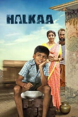 Halkaa Movie Ranvir Shorey, Paoli Dam Poster
