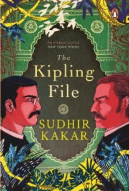 Kipling File Sudhir Kakar Book Cover