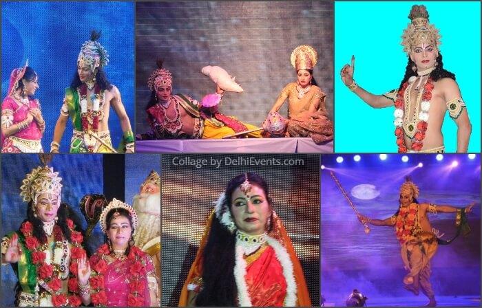 Rajeev Raj Gupta Meera Prem Deewani Hindi Play Stills