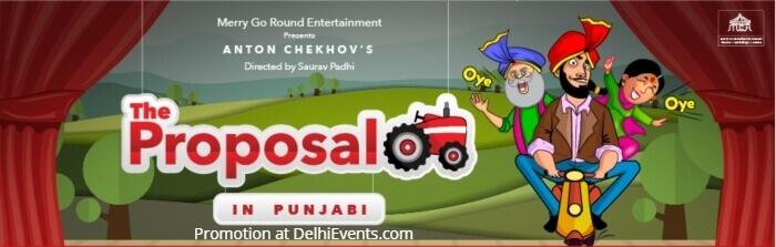 Merry Go Round Entertainment Anton Chekov Proposal Punjabi LTG Creative