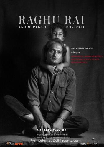 Raghu Rai Unframed Portrait Avani Rai JNU Creative
