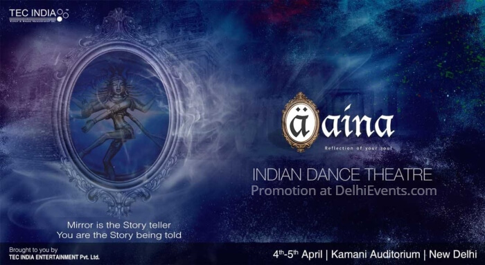 Aaina Dance Production Kamani Creative