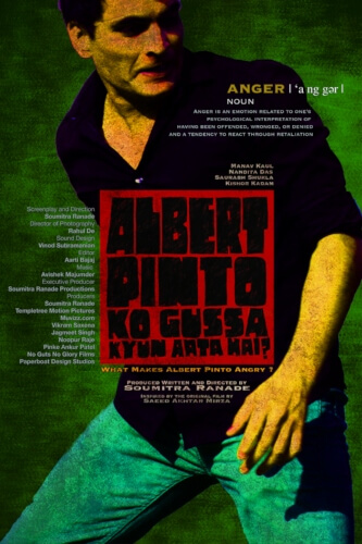 Albert Pinto Ko Gussa Kyoon Aata Hai Movie Poster