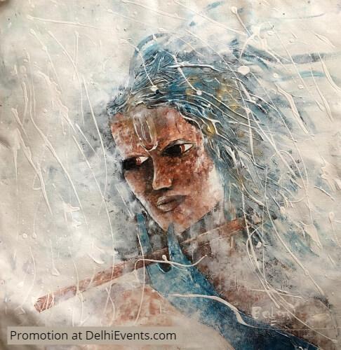 Painting Dr Balesh Jindal