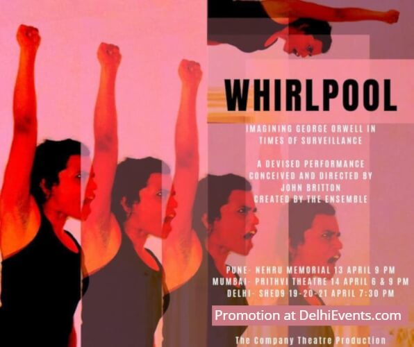 Company Theatre Whirlpool Play Creative