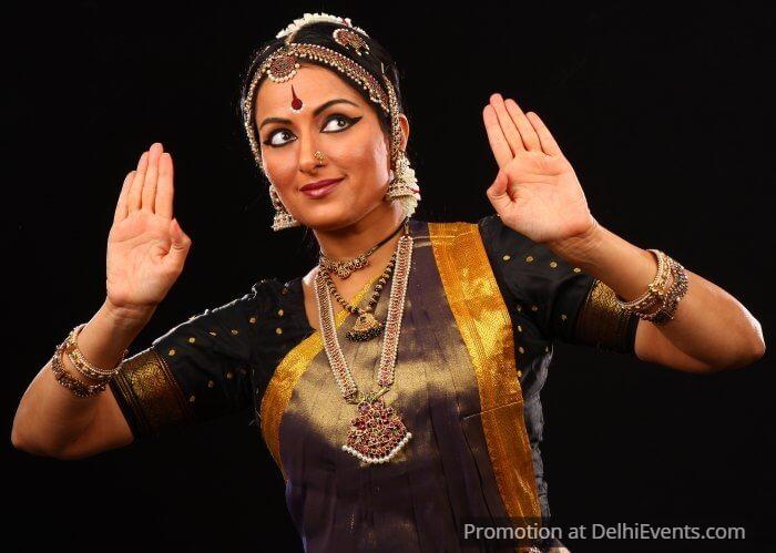 Bharatanatyam Dancer Vidhya Subramanian
