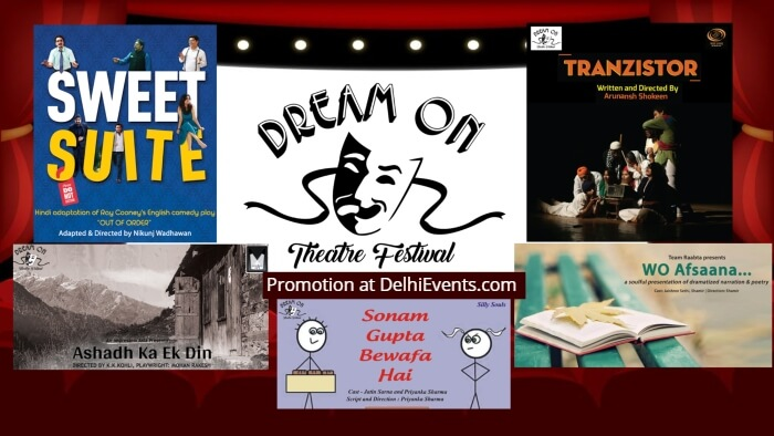 Dream On Theatre Festival Creative
