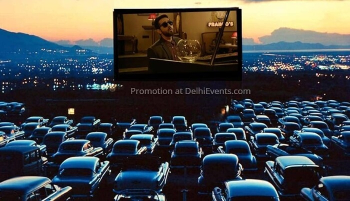 Sunset Cinema Club Drive Cinema Andhadhun Comedy Thriller Creative