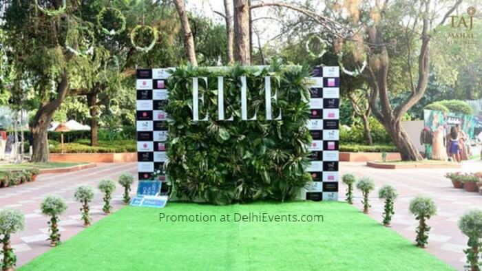 ELLE Carnival Cause Entrance