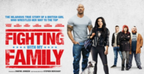 Fighting Family Movie Poster