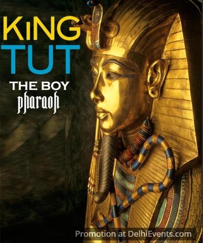Hands On King Tut boy Pharaoh Kids Workshop Creative