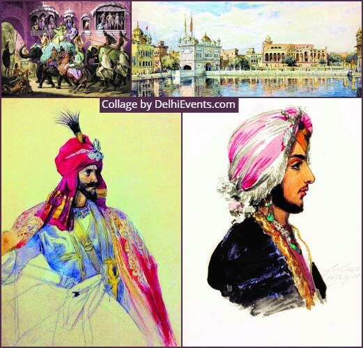 Hubris Foundation Sikh Occidental Romance Exhibition Artworks