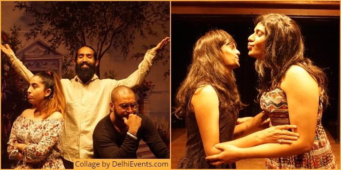 Love Shove Aur Khurana Auntie Hindi Comedy Play Stills