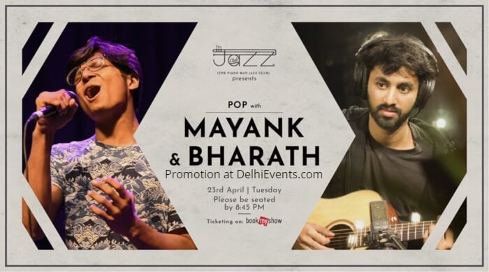 Mayank Bharat Piano Man Jazz Club Creative