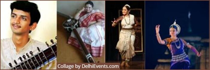 Musicians Dancers Varadraj Bhonsale Debjani Dhar Uma B. Ramesh Nitisha Nanda
