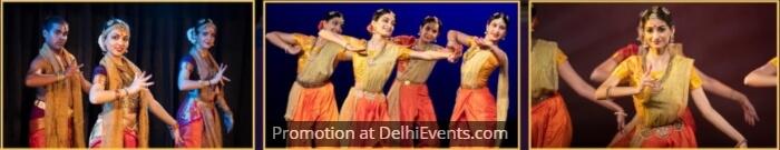Natya Tarangini 43rd anniversary Kuchipudi Dancers