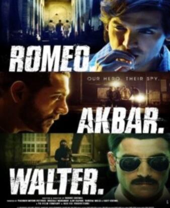 Romeo Akbar Walter Film Poster