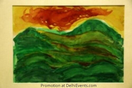 Painting Subhash Malik