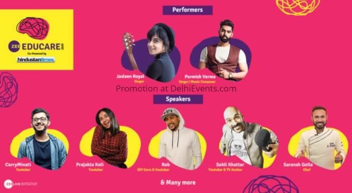 Zee Educare Fest Creative