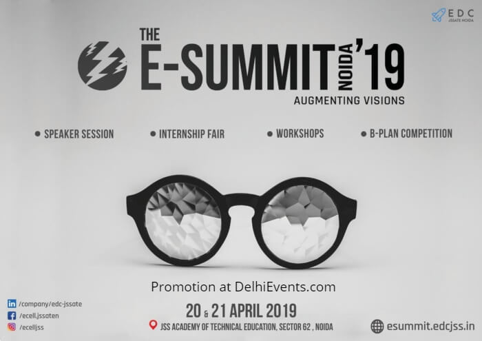 Entrepreneurship Summit Noida 2019 Creative