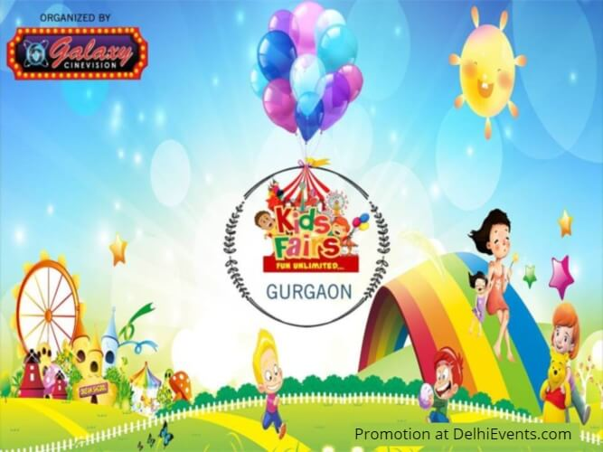 Gurgaon Kids Fairs Obstacle Park - Creative