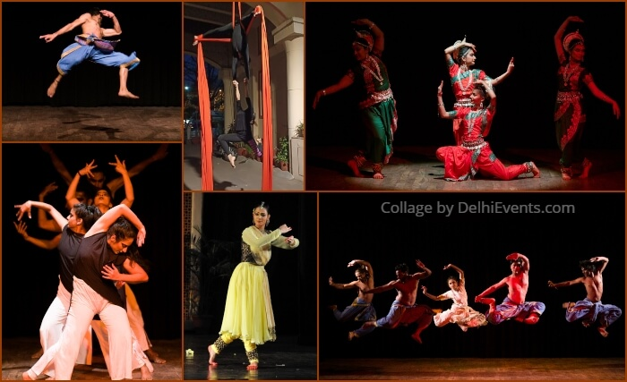 Inside Outside Dance Fest Natya Ballet Centre Stills