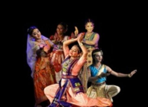 Sattriya Dances Guru Meenakshi Medhi ensemble Still