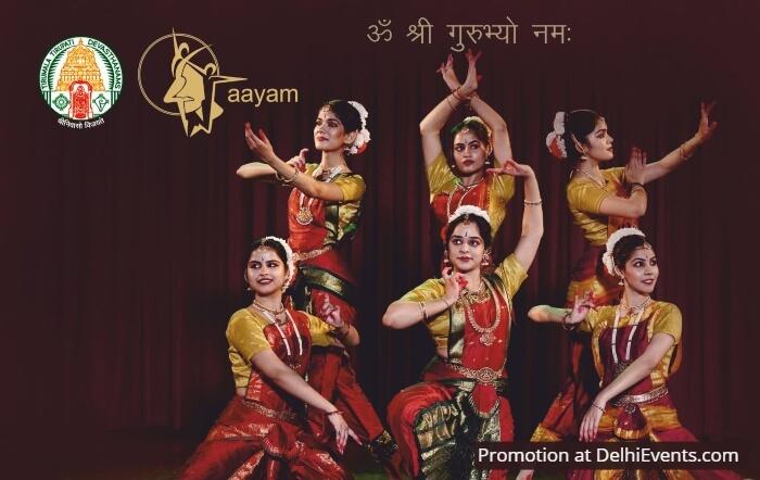 Aayam Institute Performing Arts Sita Raam Bharatanatyam Dancers Disciples Guru Sindhu Mishra Creative
