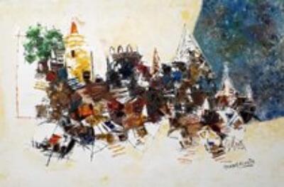 Painting Anand Narain