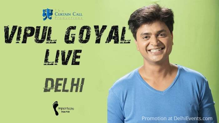 Standup Comedy Vipul Goyal Creative
