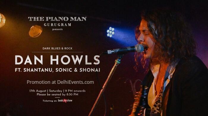Dan Howls Shantanu Sonic Shonai Piano Man Creative