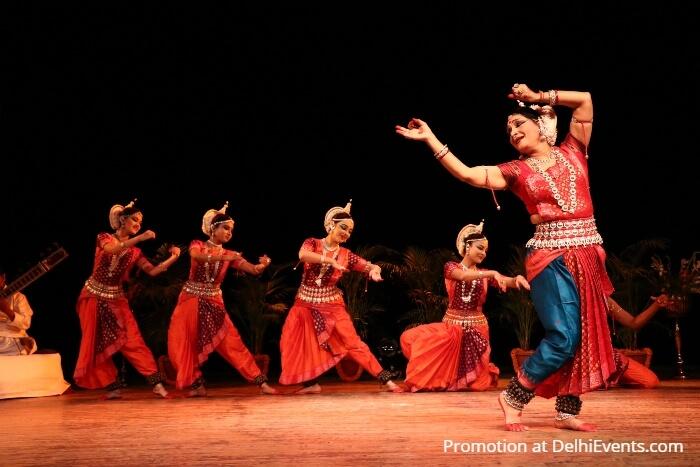 Dancer Ranjana Gauhar Disciples