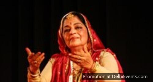 Dancer Uma Sharma