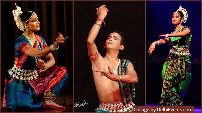 Dancers Nitisha Nanda Vishwanath Mangaraj Aashi Kumar